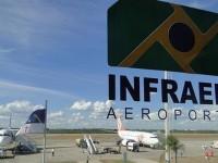 Brasil estuda privatização da Infraero