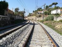 IP moderniza troço da Linha de Cascais