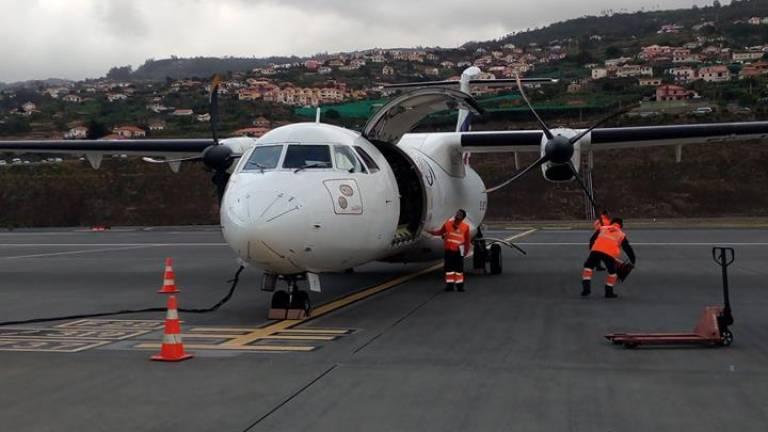 Avião cargueiro da MAIS falha previsões na Madeira