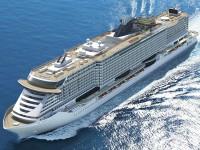 MSC Cruises encomenda mais dois navios à Fincantieri