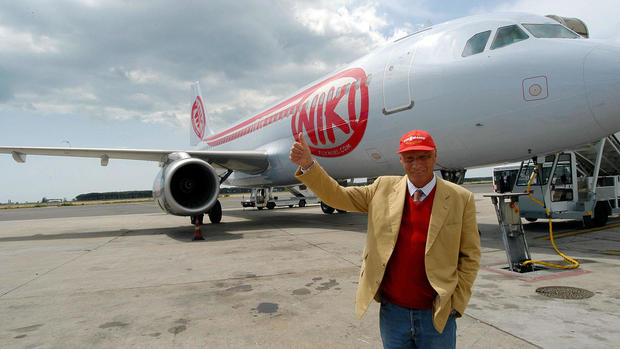 Ryanair fica com 75% e Niki Lauda com 25% da LaudaMotion