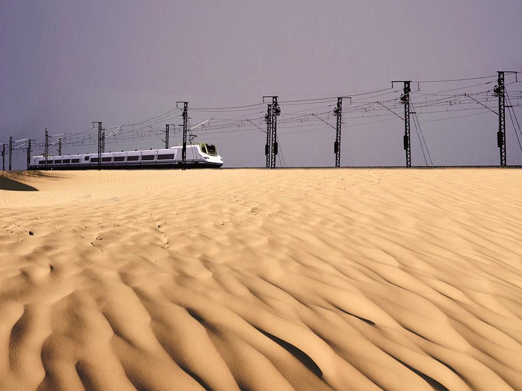 TGV do Deserto arrancará com ano e meio de atraso