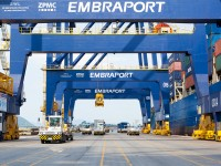 DP World garante 100% do terminal de Santos