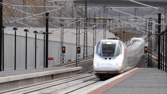 Alta Velocidade galega adiada para 2021