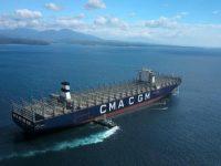 CMA CGM abastecerá navios a GNL em Amesterdão