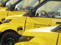 Deutsche Post DHL atinge 5 000 veículos eléctricos