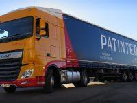 """Patinter assinala 50 anos com camiões """"históricos"""""""