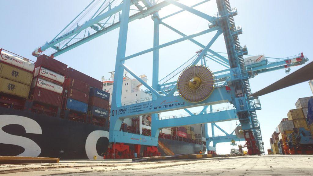 Porto de Roterdão investe 75 milhões em Pecém