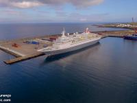Estudo sustenta viabilidade de um hub na Praia da Vitória
