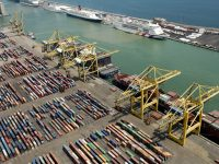 Barcelona lidera crescimento dos portos espanhóis