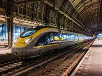 Eurostar directo entre Londres e Amesterdão