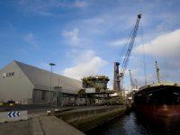 Santander é o melhor terminal de granéis sólidos do mundo