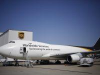 """UPS voa """"non stop"""" entre os EUA e o Dubai"""