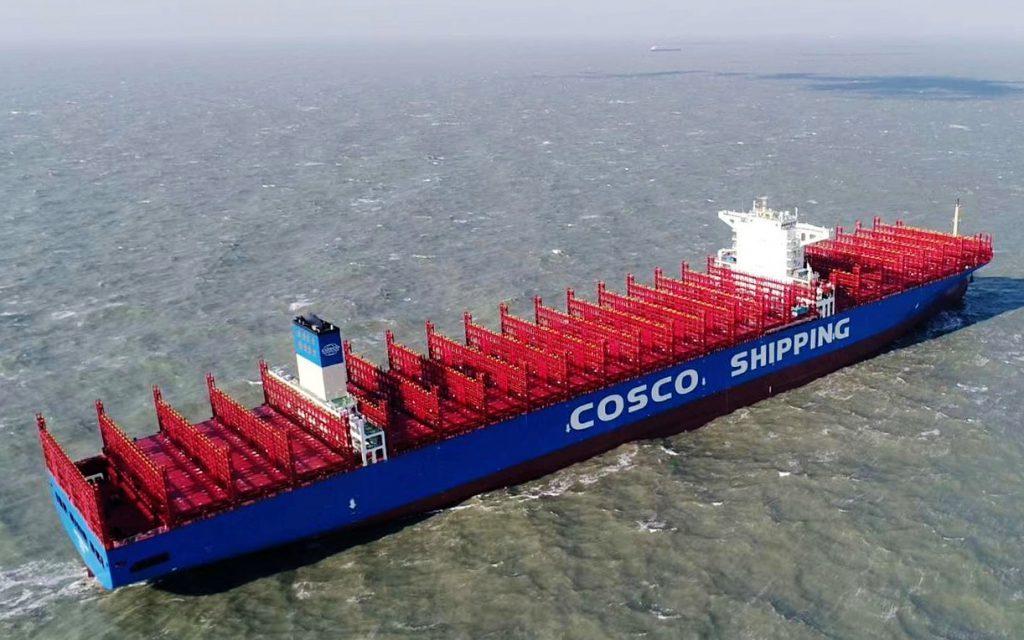 A Cosco Shipping já pode avançar com a compra da OOCL e, assim, tornar-se número três mundial no transporte marítimo de contentores.