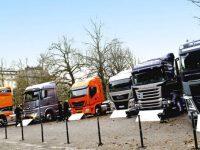 ACEA: Vendas europeias de camiões subiram 3,5%