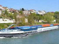 Bolloré lança transporte de contentores no Sena