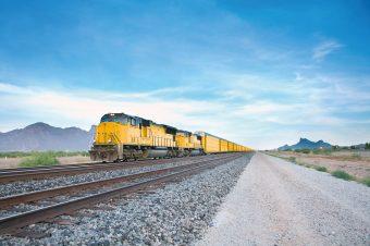 Dachser reforça aposta no comboio para a China