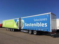 Gigaliners da Luís Simões já operam em Espanha