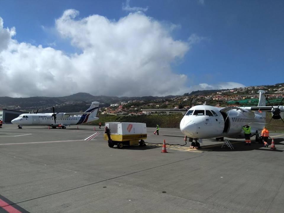 MAIS lança avião cargueiro para os Açores