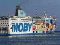 DFDS e Moby abortam troca de ferries