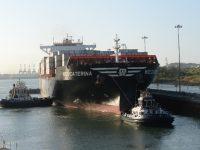 """Novo"" Canal do Panamá já recebeu 3000 navios"