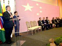 Chineses constroem porto no Maranhão (Brasil)