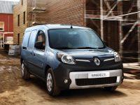 Kangoo ZE lidera vans eléctricos na Europa