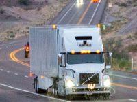 Uber testa camiões autónomos no Arizona