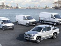 Vendas da VW Veículos Comerciais caem com a Transporter