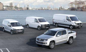 VW Veículos Comerciais perto das 500 mil unidades