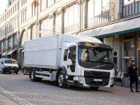 Volvo FE recebe cabine baixa