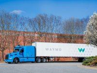 Google arranca com testes reais a camião autónomo