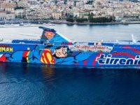 Concorrência italiana multa Moby e Tirrenia