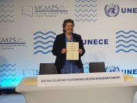Ministra do Mar promove navegabilidade do Douro e Tejo