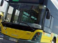 Carris estreia 15 autocarros a gás natural