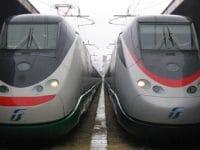 Alta Velocidade chega às mercadorias em Itália