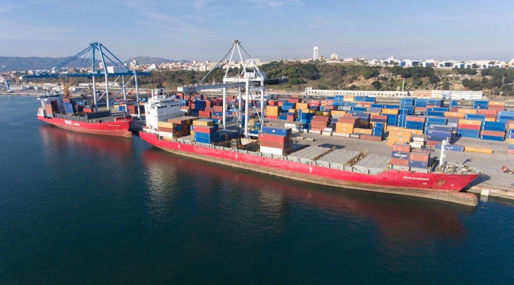 Estará iminente o acordo entre operadores e estivadores em Setúbal