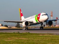 TAP recebeu primeiro Airbus A320neo
