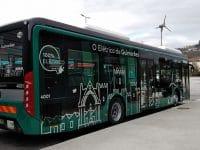 TUG investiu 508 mil euros em autocarro eléctrico