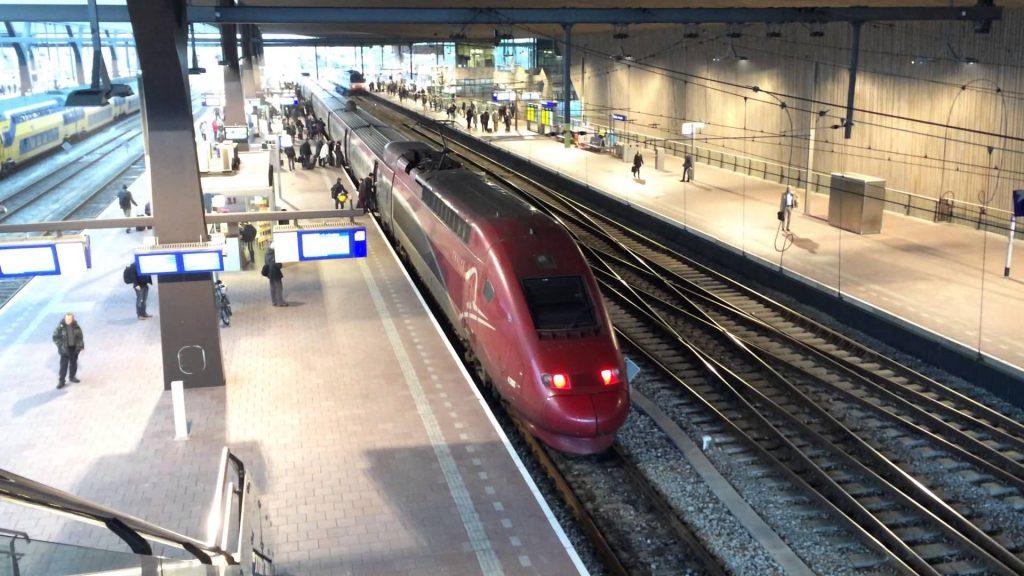 Thalys e Eurostar querem criar operador de Alta Velocidade