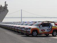 VW Amarok vigia praias portuguesas