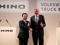 Volkswagen Truck & Bus e Hino formalizam aliança