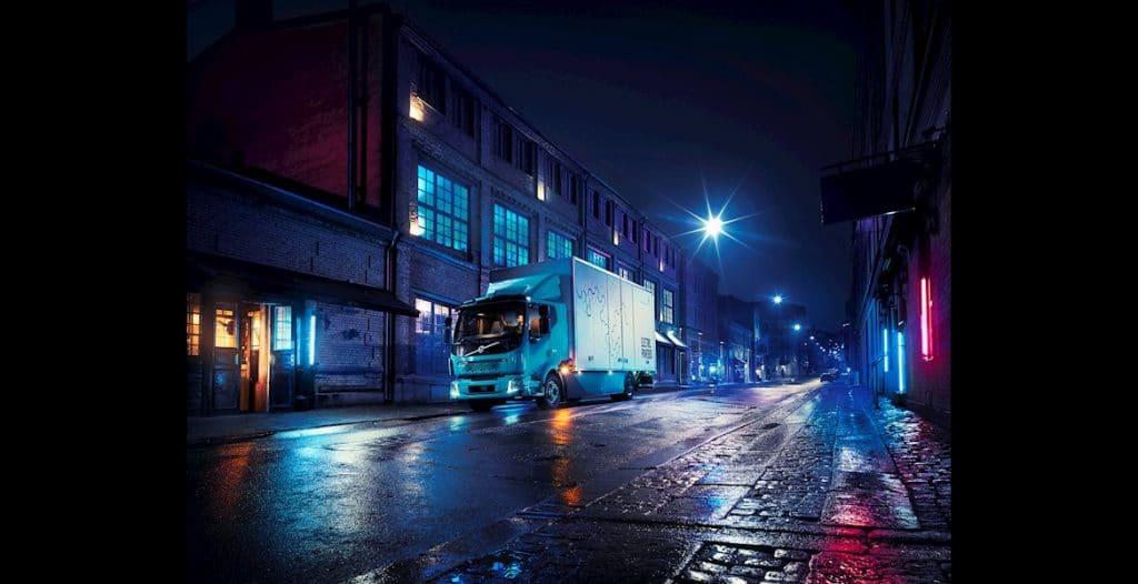 Volvo vai testar camiões eléctricos nos EUA