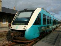 Arriva quer comboio entre o Porto e a Galiza