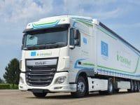 DAF confirma camião eléctrico para Hanôver