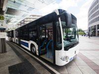 Berlim encomenda até 950 Mercedes Citaro