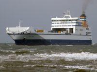 P&O Ferries reforça no Zeebrugge-Teesport