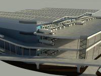 Londres estreia plataforma logística com três pisos em 2019