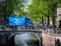 Primeiros eCanter já trabalham na Holanda