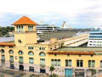 Turcos ficam com o terminal de cruzeiros de Cuba